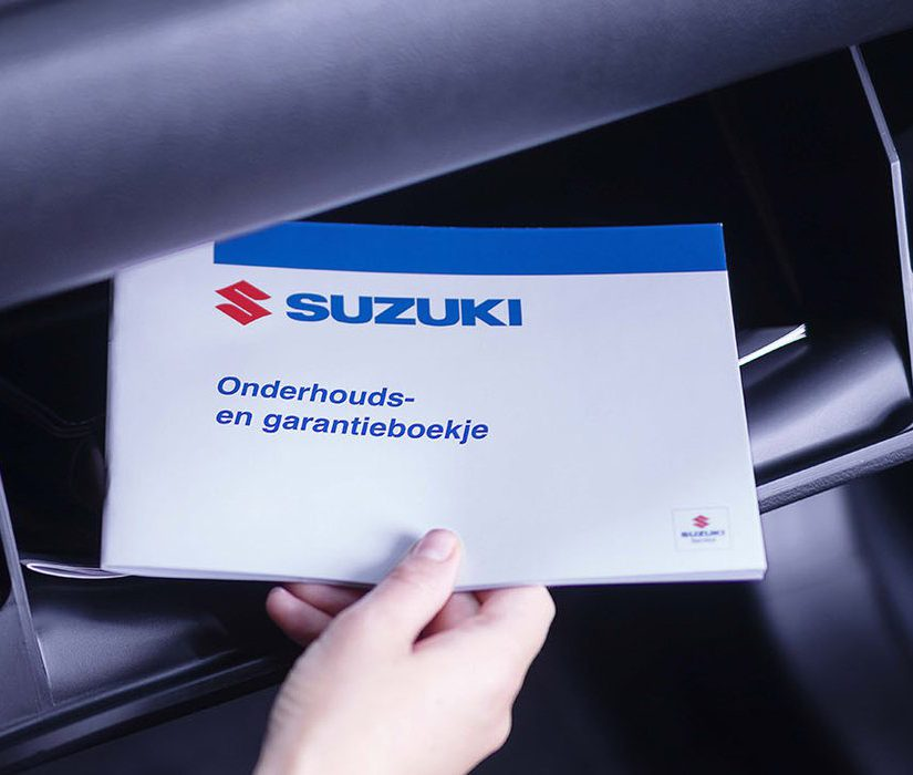Suzuki Garantie