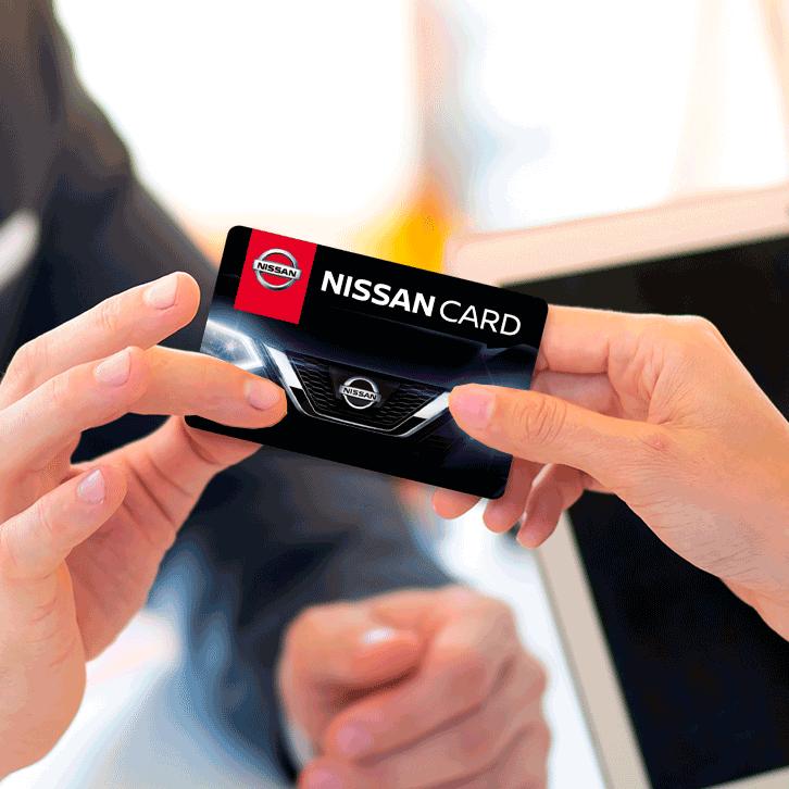 Nissan+Card