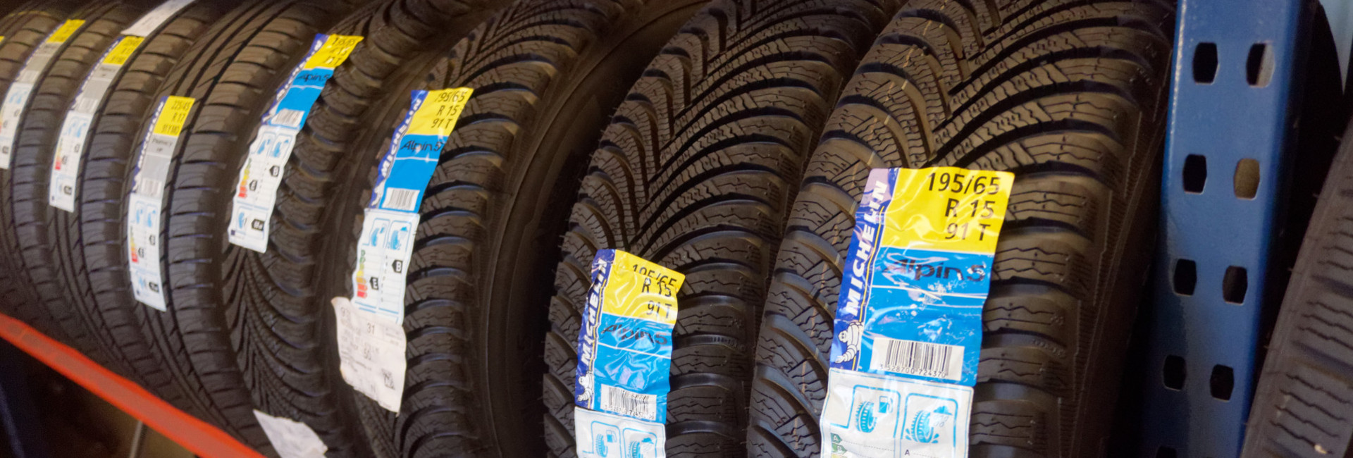 Zijn uw autobanden aan vervanging toe?