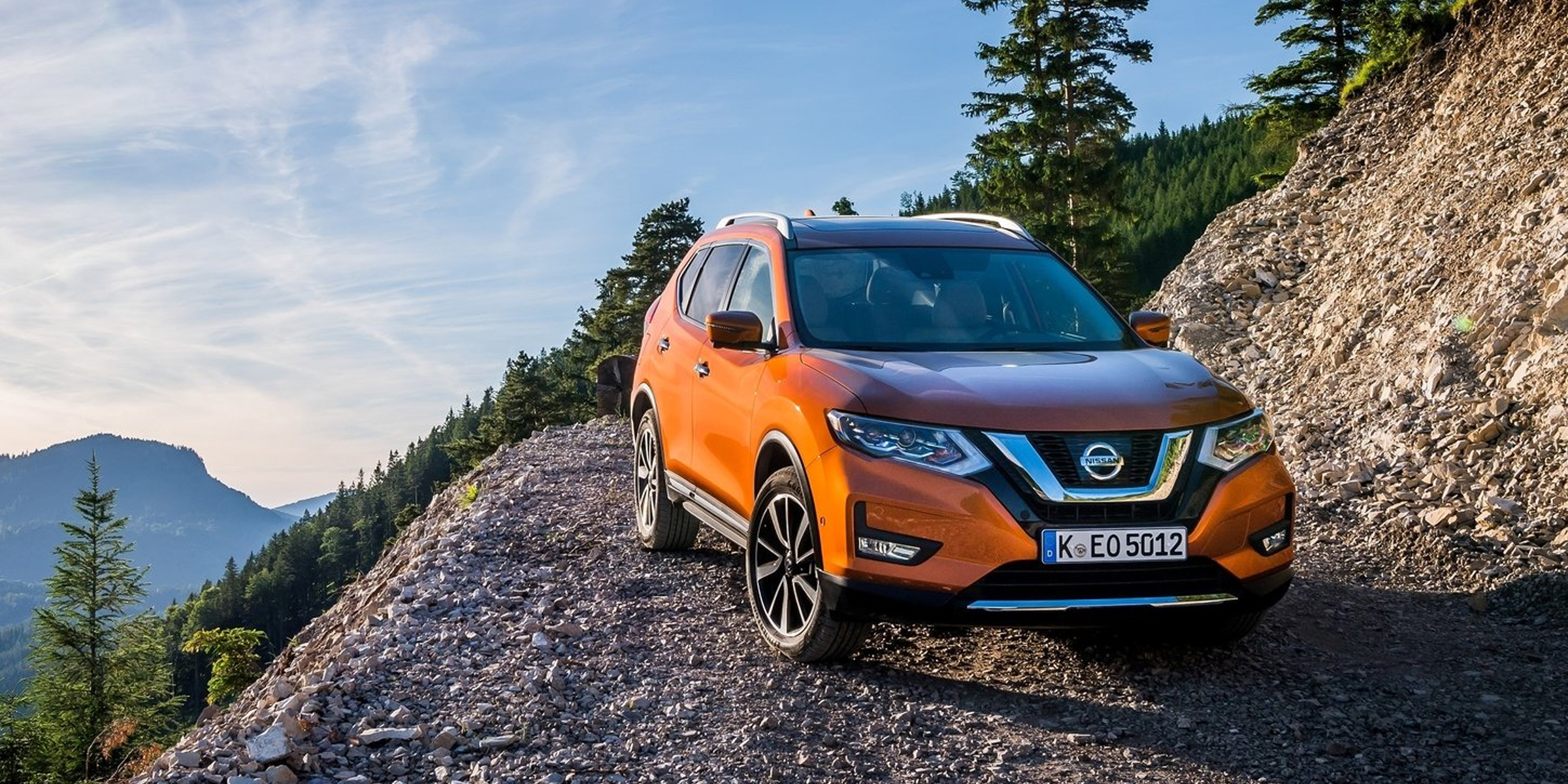 Video impressie Nissan X-Trail