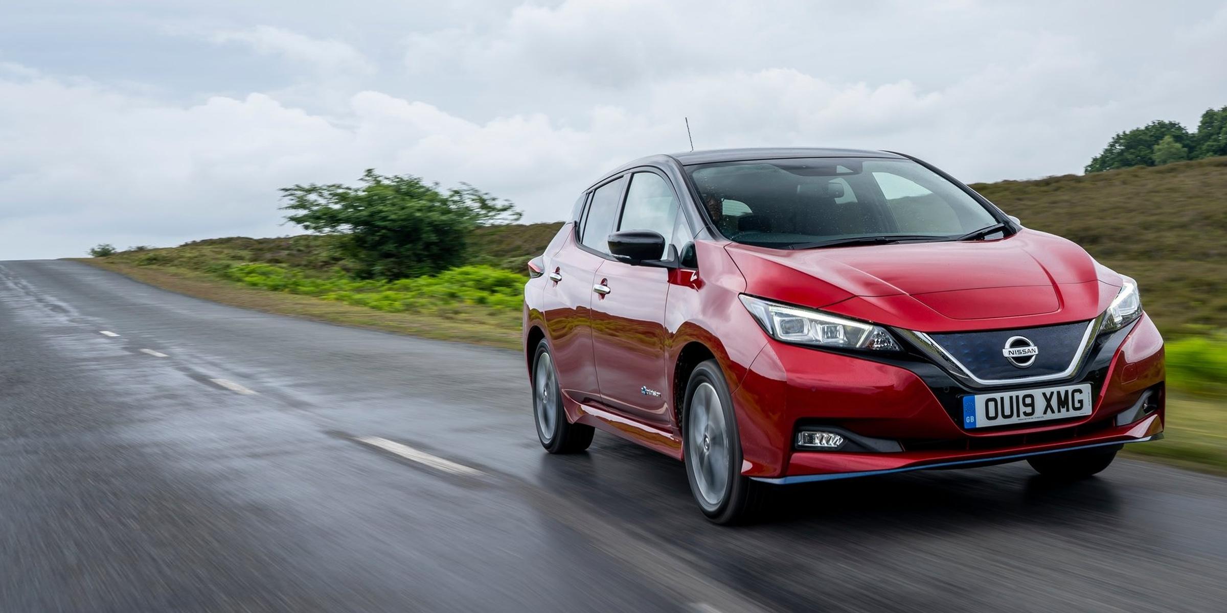 Video impressie Nissan Leaf