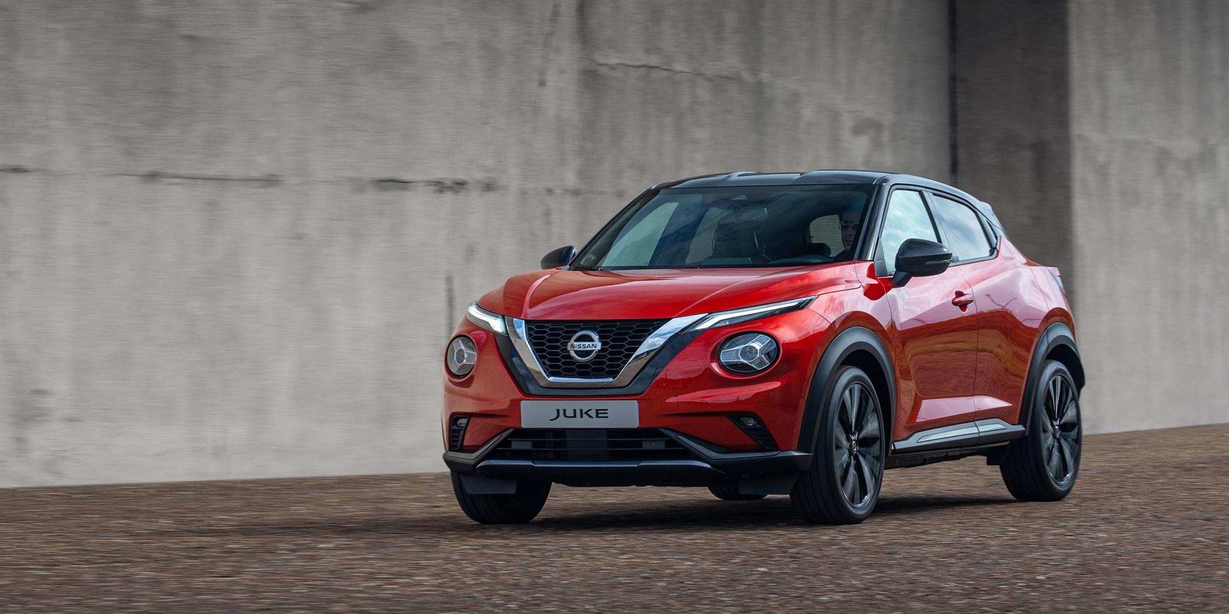 Bekijk de Nissan Juke commercial