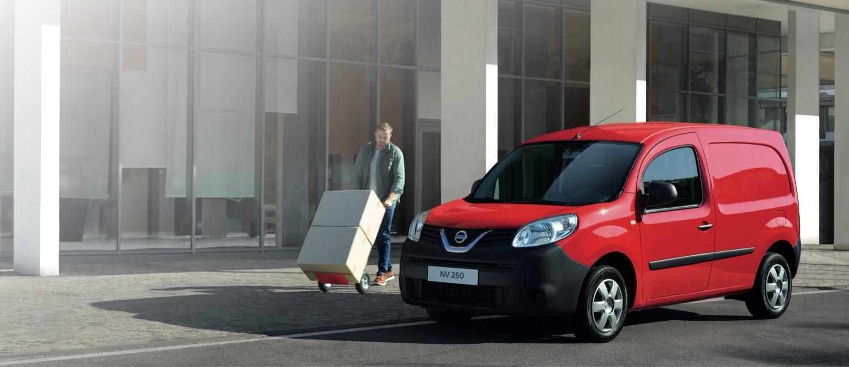 Video impressie Nissan NV250