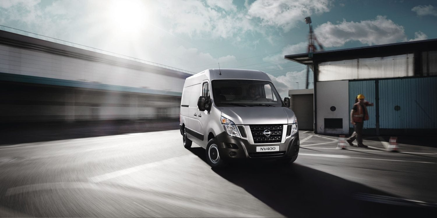 Video impressie Nissan NV400