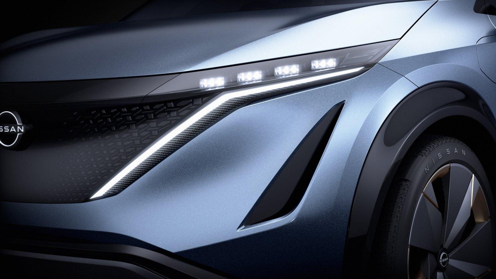Video impressie Nissan Ariya