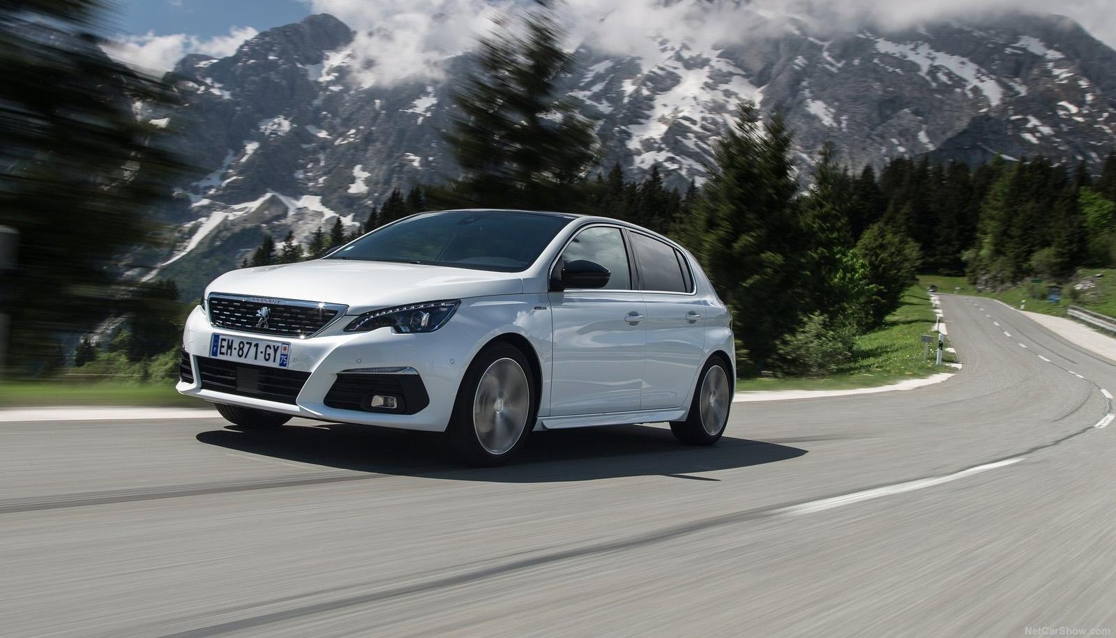 Impressie Peugeot 308