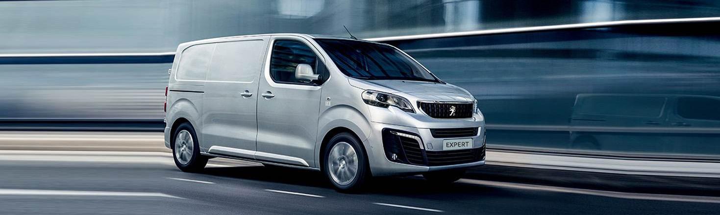 Rij-impressie Peugeot Expert