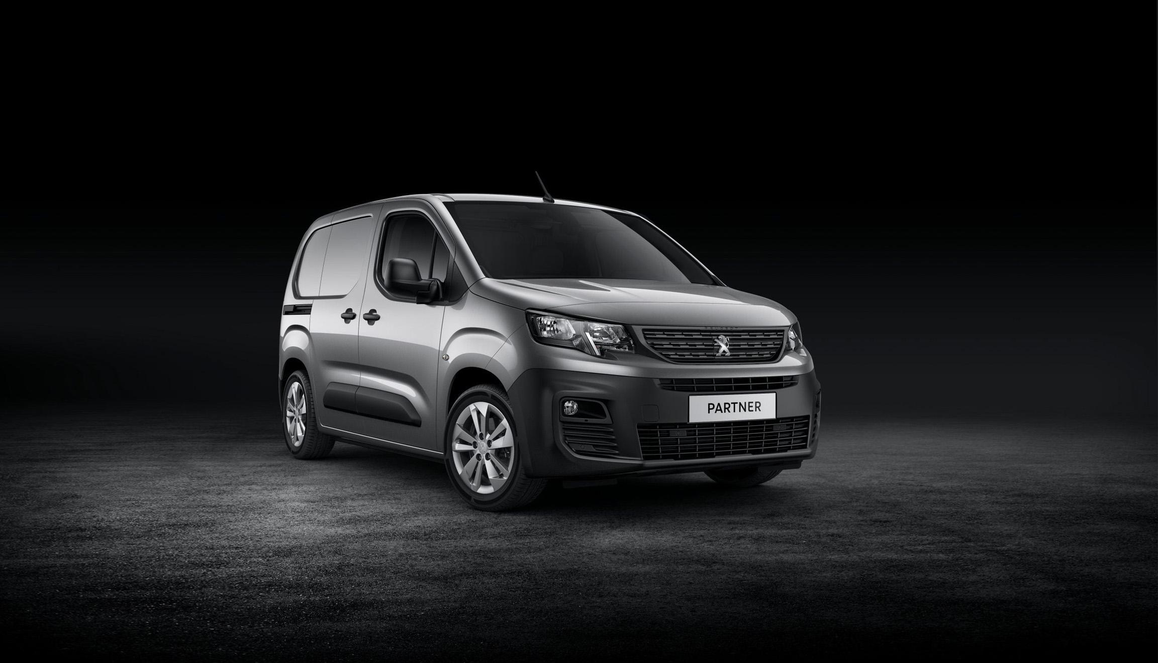 Rij-impressie Peugeot Partner
